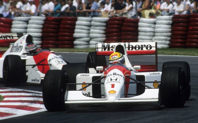 1992-Honda-Formula-1-car