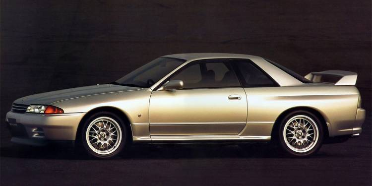 1993 Nissan R-32 Skyline GT-R