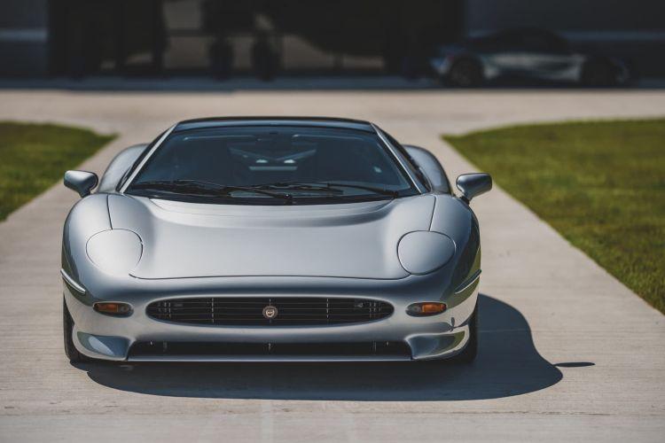 1993 Jaguar Xj220 5