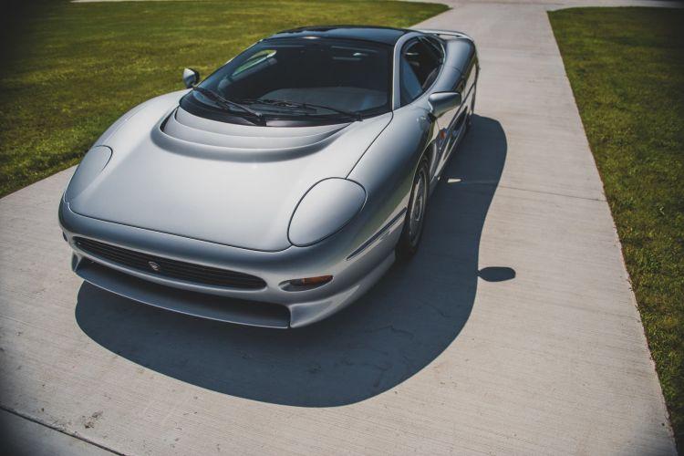 1993 Jaguar Xj220 7