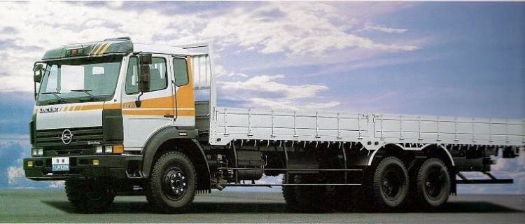 19930315 115t Cargo Truck Shrink