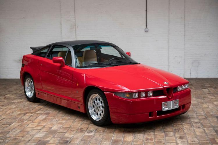 1994 Alfa Romeo Sz 0