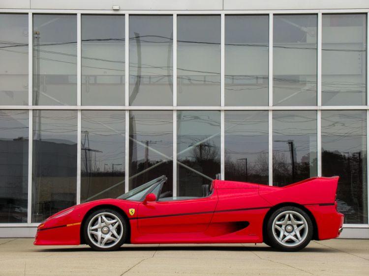 1995 Ferrari F50 4