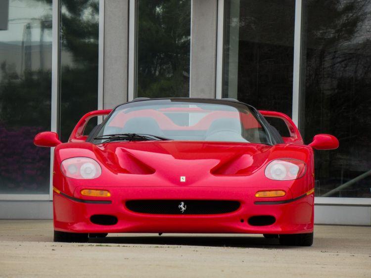 1995 Ferrari F50 5