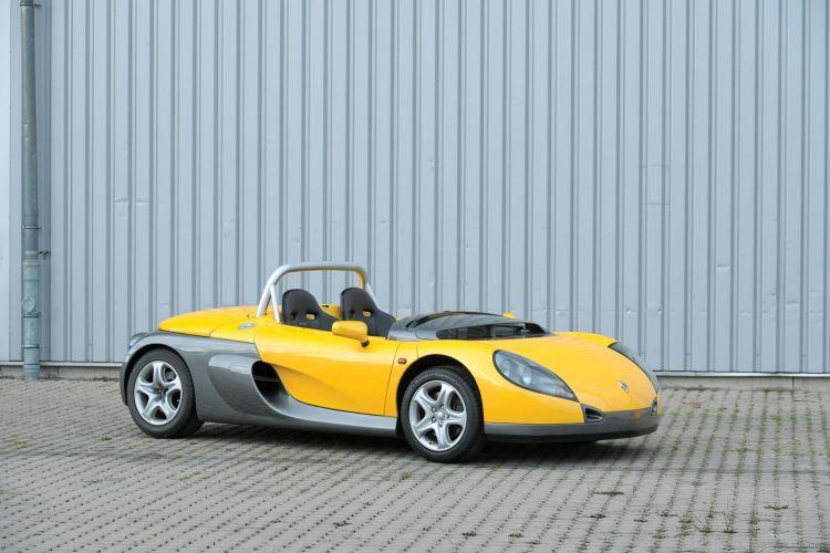 1996 Renault Sport Spider 0