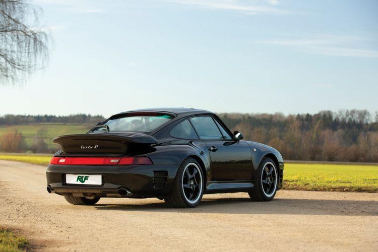 1998 Porsche Ruf Turbo R 1