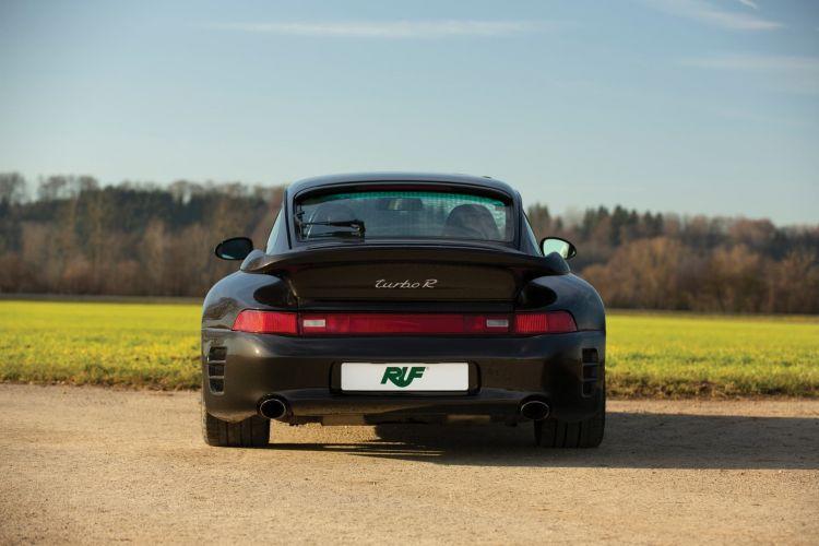 1998 Porsche Ruf Turbo R 8