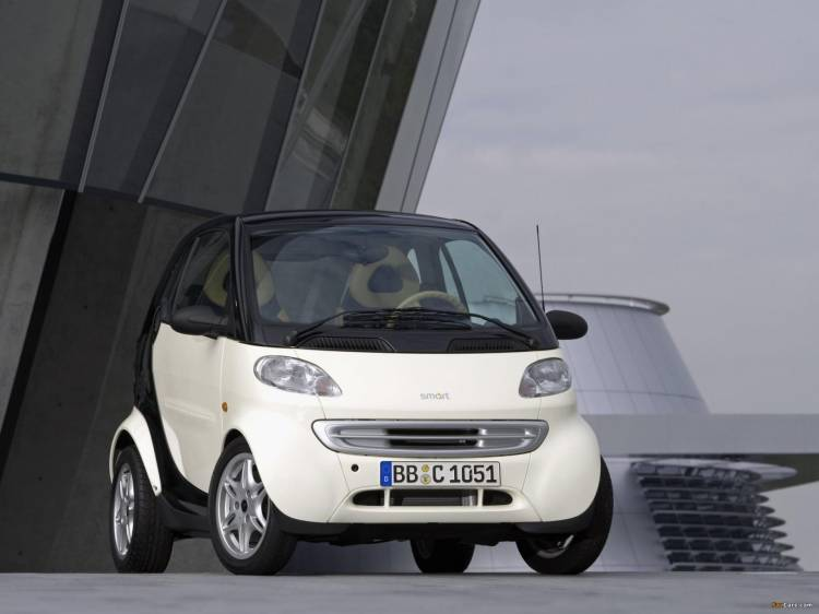 1998 smart city coupe
