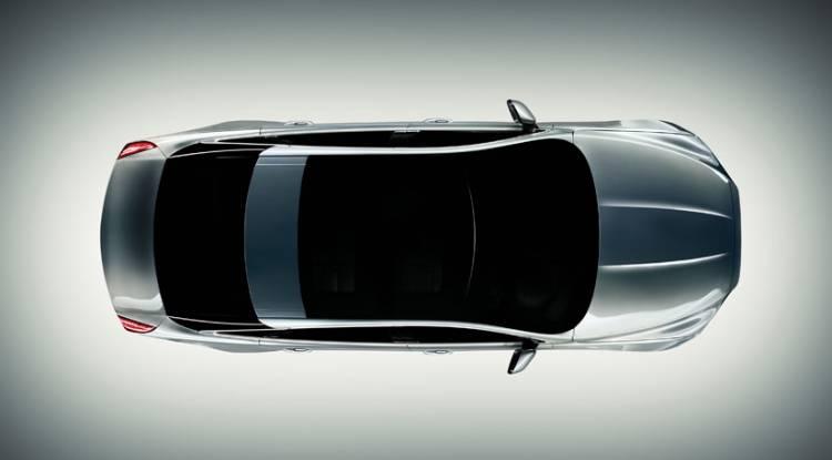 Teaser del nuevo Jaguar XJ