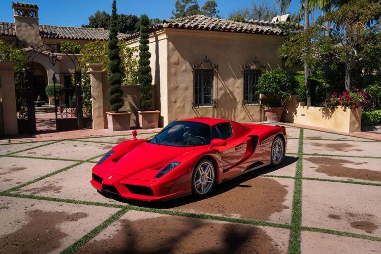 2003 Ferrari Enzo 0