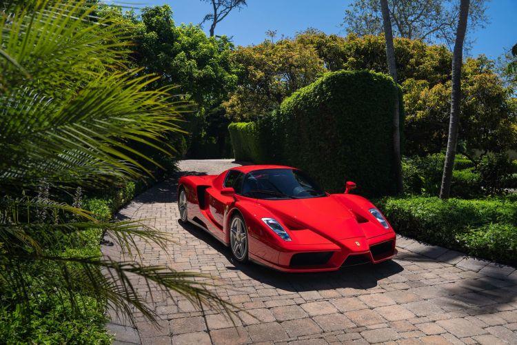 2003 Ferrari Enzo 8