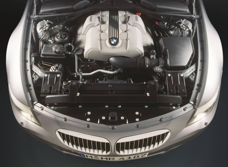 2004 Bmw Serie 6 E63 10