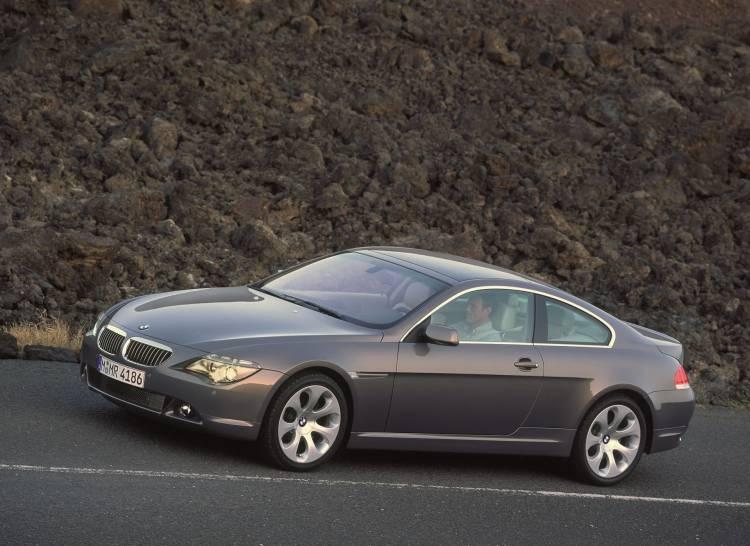 2004 Bmw Serie 6 E63 3