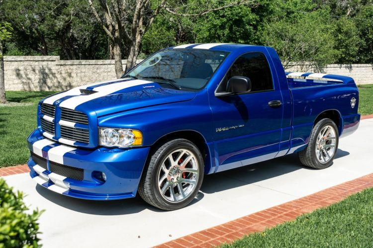 2004 Dodge Ram Srt 10 Vca Edition 0