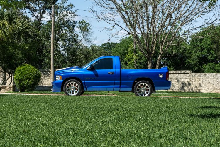 2004 Dodge Ram Srt 10 Vca Edition 4
