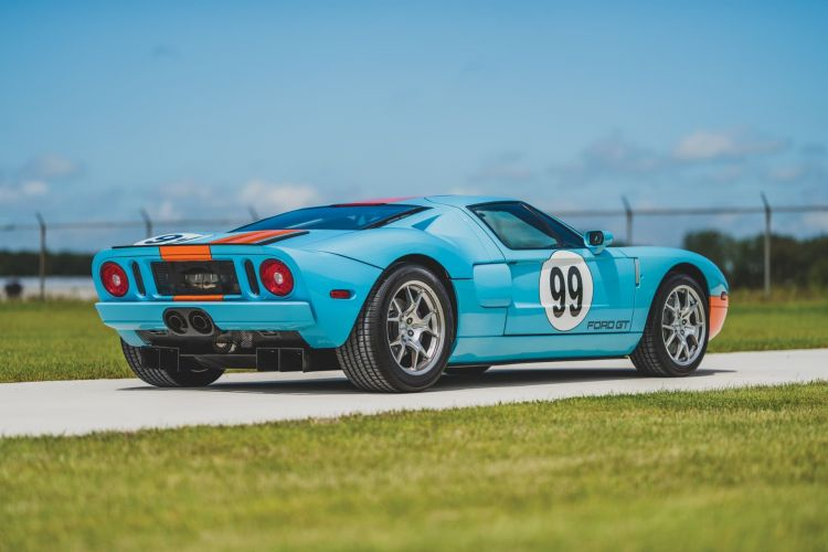 2006 Ford Gt Heritage 1