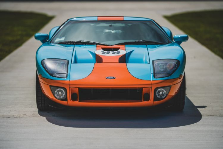 2006 Ford Gt Heritage 5