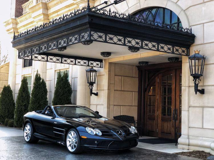 2008 Mercedes Benz Slr Mclaren Roadster 0