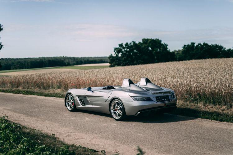 2009 Mercedes Benz Slr Mclaren Stirling Moss 29