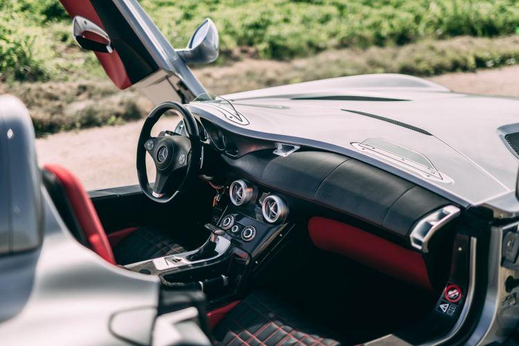 2009 Mercedes Benz Slr Mclaren Stirling Moss 9