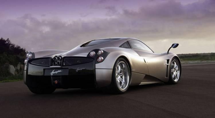 Pagani Huayra: habrá una versión roadster en un plazo de 2 años