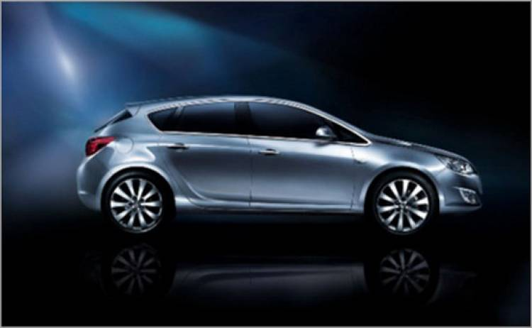 Buick Excelle 2010 (China)