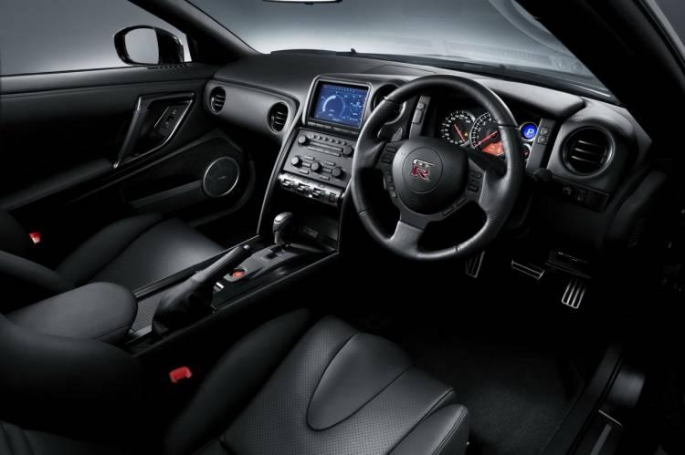 Nissan GT-R Spec-V 2010