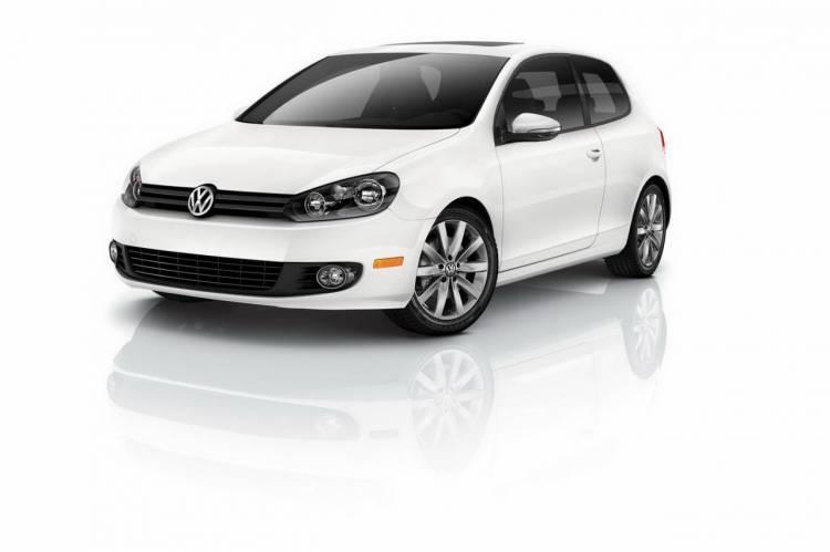 VW Golf VI 2010 (EE.UU.)