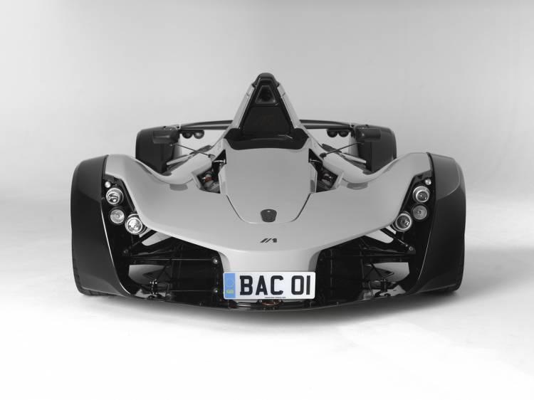 BAC Mono, el Ariel Atom con corazón Cosworth