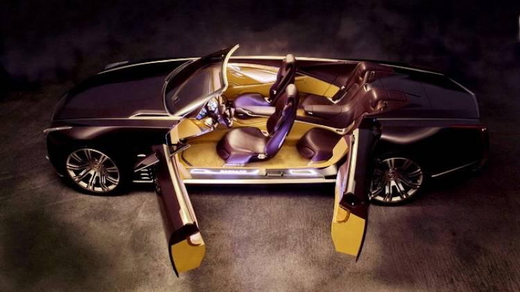Cadillac tendrá una nueva berlina de lujo en lo más alto de su gama