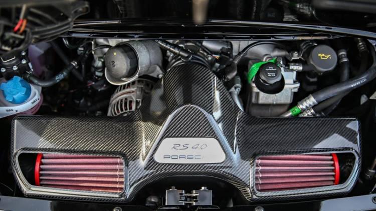 2011 Porsche 997 GT3 RS 4.0_subasta_unidad 347_motor