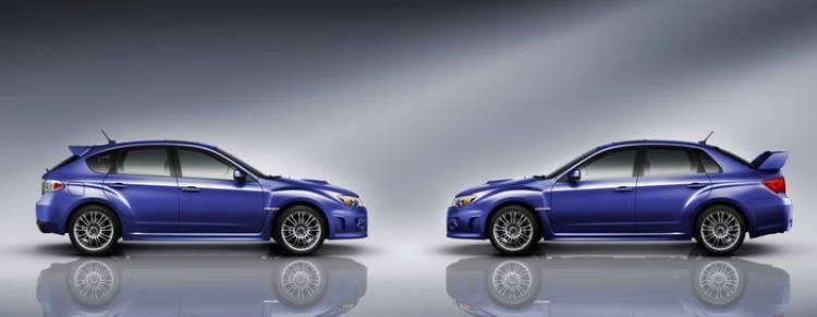 Posible debut del Subaru WRX STI en el Salón del Automóvil de Nueva York