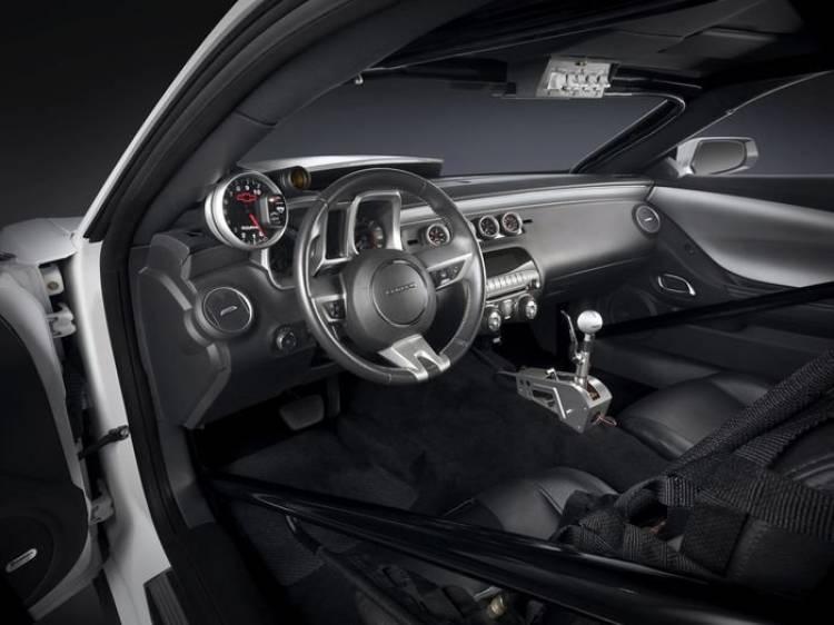 COPO Camaro, un drag-eliminator con garantía de fábrica