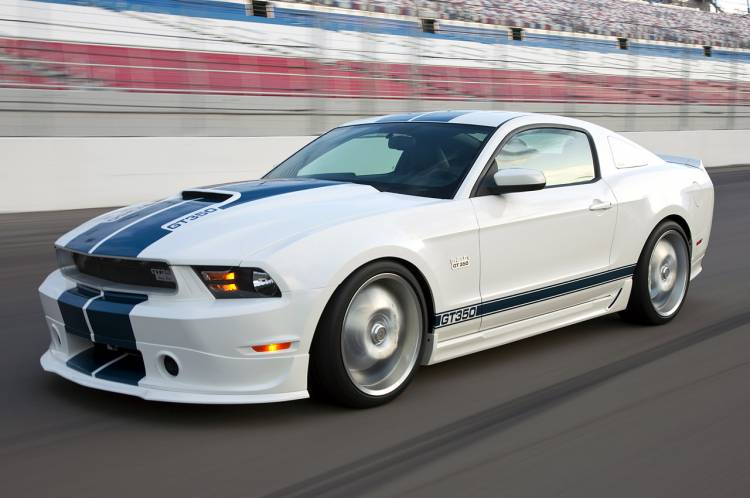 Shelby GT350 2011