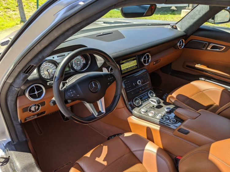 2012 Mercedes Benz Sls Amg 3
