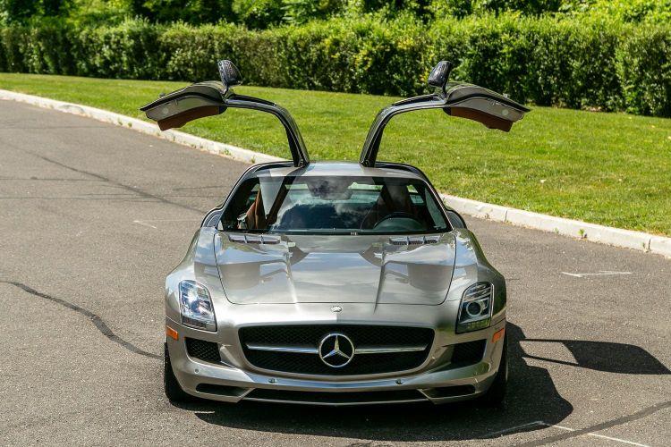2012 Mercedes Benz Sls Amg 6