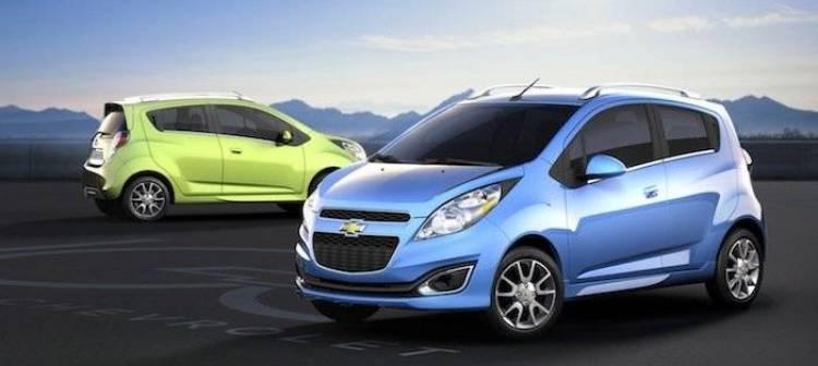 ¿Prepara Opel un utilitario basado en el próximo Chevrolet Spark?