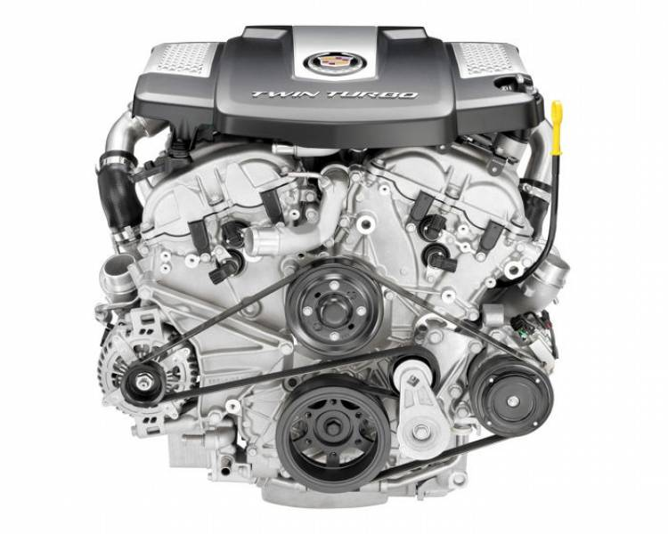 Cadillac anuncia un V6 Twin-Turbo para el CTS 2014