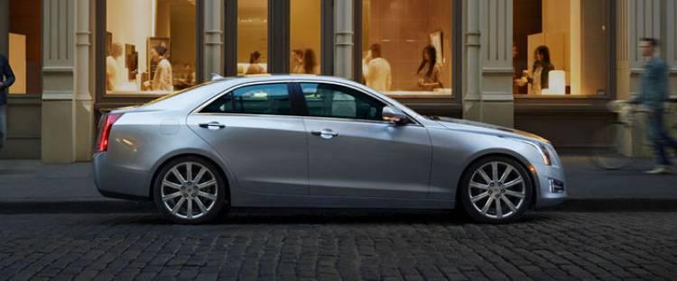 El Cadillac ATS podría atreverse con una versión coupé