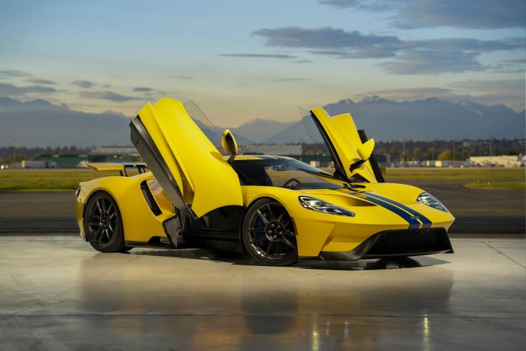 2017 Ford Gt 17