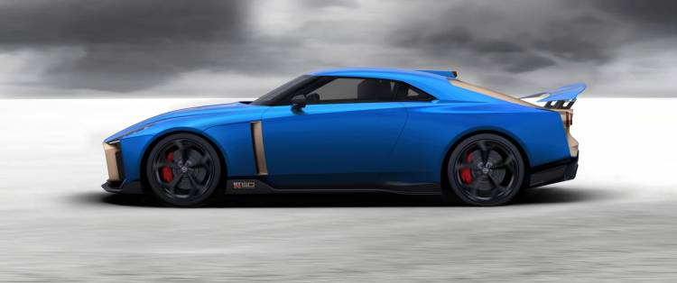 2018 12 06 Nissan Gt R50 Production Version Exterior Image 1