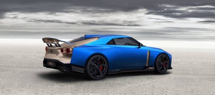 2018 12 06 Nissan Gt R50 Production Version Exterior Image 2