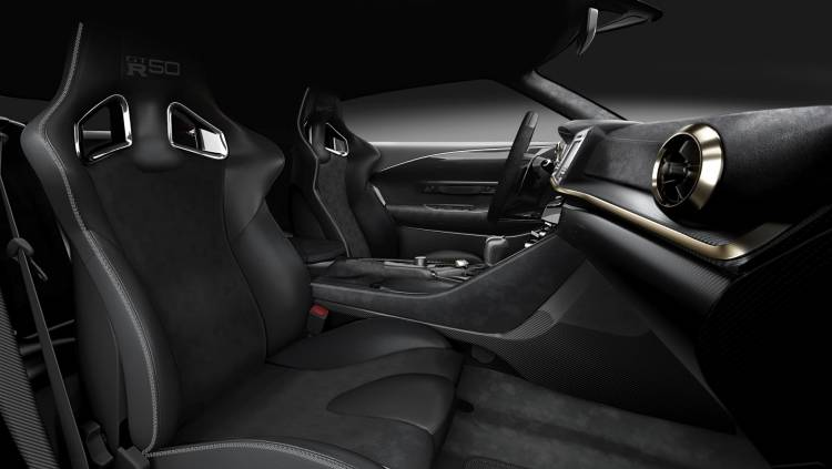 2018 12 06 Nissan Gt R50 Production Version Interior Image 1