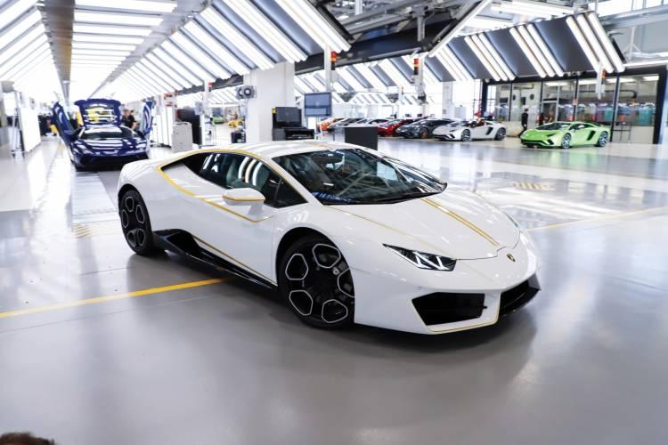 2018 Lamborghini Huracan Rwd Coupe 16