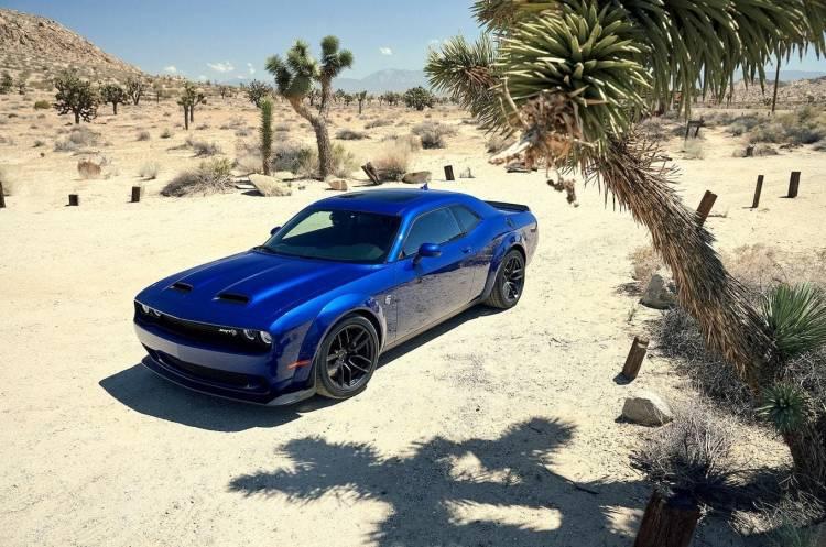 2019 Dodge Challenger Srt Hellcat Redeye Hennessey 3