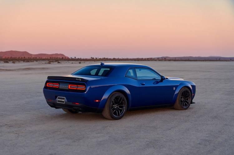 2019 Dodge Challenger Srt Hellcat Redeye Hennessey 7