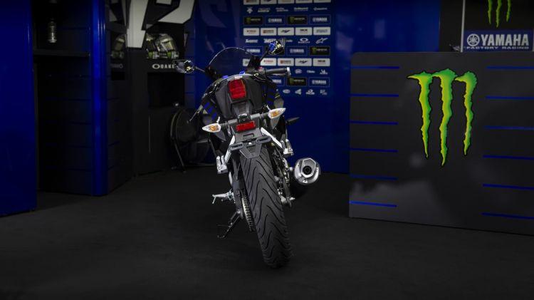 2019 Yamaha Yzf R125sv Eu Midnight Black Static 006 03