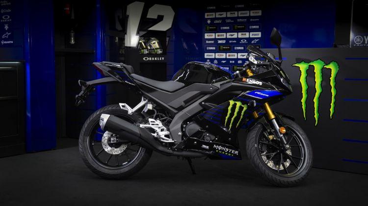 2019 Yamaha Yzf R125sv Eu Midnight Black Static 007 03