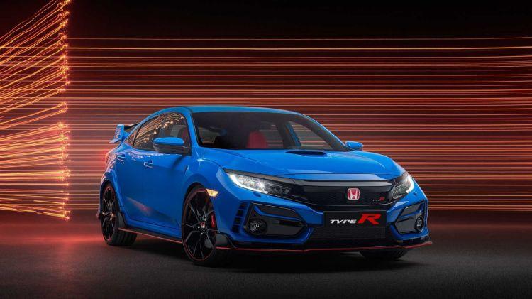 2020 Honda Civic Type R 01