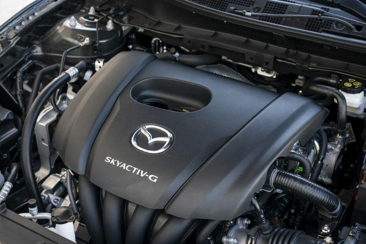 2020 Mazda2 Motor